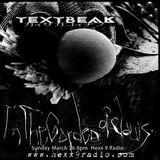 TEXTBEAK - IN THE GARDEN OF JAWS 001