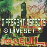 Different Aspects - Chaos & Evil - Only The Hardest Pt. 3