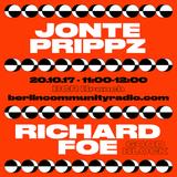 BCR Brunch with Jonte Prippz & Richard Foe (Good Block)
