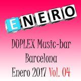 Dj IXMATRIX, DUPLEX Music-bar, Barcelona, Enero 2017-Vol 04