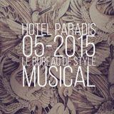 HOTEL PARADIS # 0515