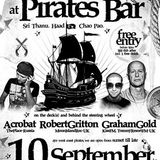Graham Gold-Pirate bar Moonset party September 2014
