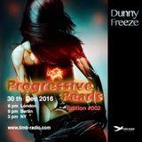 Progressive Pearls Edition #002 (DJ Dunny Freeze)