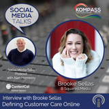 Episode #88 Interview with Brooke Sellas from B Squared Media