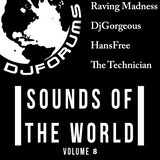 DjForum Podcast Volume 8: April