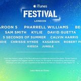 Kate Simko and the london electronic orchesta-itunes festival 2014(London)