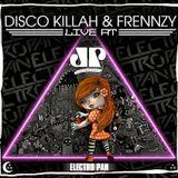 Disco Killah & Frennzy - Live at Electropan Radio Show Jovem Pan