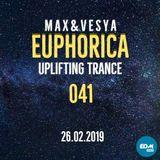 Euphorica 041 (26.02.2019)