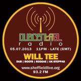 Dubcentral Radio - Will Tee 05.07.2013