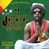 Jamaicas Finest Dezember2015 Mix
