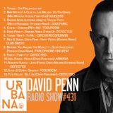 Urbana radio show by David Penn #431