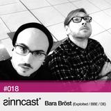 sinncast* #018 - Bara Bröst (Exploited / BBE / DE)