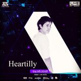 Heartilly - Live @ LIVE (RCA Bangkok) 5th TLT Anniversary Puredecibel Stage4-6-2016(Classic Trance)