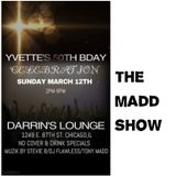 THE MADD SHOW...THE QUEENS BIRTHDAY 2017 LIVE