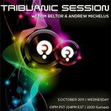 Tribuanic Session 58 - October 2011 - TomBeltor (www.friskyradio.com)