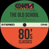 The Old School 80s Classics Mix R&B Soul Funk Disco @CHRISKTHEDJ