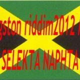 Kingston Riddim - (Shel-K Production 2012) MIX SELEKTA NAPHTA