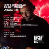 Tofke  @ Sounday, Tofke's B-Day @ La Rocca