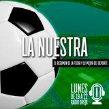 LA NUESTRA - PROGRAMA 088 - 11/12/2017 LUNES DE 19 A 22  WWW.RADIOOREJA.COM