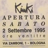 DINO ANGIOLETTI @ Kinki (BO) Opening Season 02/09/1995