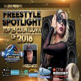 DJ Lexx Presents Freestyle Spotlight Top 25 Countdown part one  Guest  Angelo Micieli 12-9-18