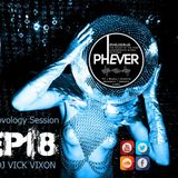 Vick Vixon @ Groovology Session #18 (featuring Arnas D)