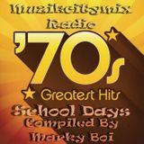 Marky Boi - Muzikcitymix Radio 70s School Days