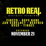 DAVE KANE @ RETRO REAL REUNION - SAT 21 NOV 15 - REAL CLUB