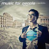 MUSIC FOR PEOPLE VOL. 1 D.J. BEPPE MONDINO ( FROM MONDOMIX )