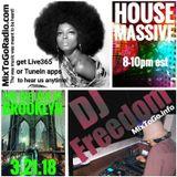 DJ Freedom's House Massive: For The Love Of Brooklyn (MixToGoRadio.com) 3.21.18 (2 hour set)