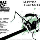 2Face - Musika Technotica @ 130bpm Stream (18.05.2010)