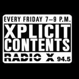 Xplicit Contents Tom Keenig (Radio X Über Basel - Live an der Uferstrasse)