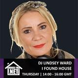 DJ Lindsey Ward - I Found House 16 JAN 2020