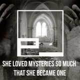 She Loved Mysteries So Much That She Became One by Philosopheon