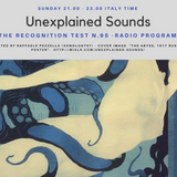 Unexplained Sounds - The Recognition Test # 95
