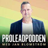 #61 Jonas Friberg & Gunilla Lundqvist | Nätverksdirektörer F5 - Om att nätverka oss till framgång