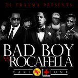 Bad Boy vs Rocafella Part 1