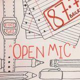 Open Mic - Episode 8: David Murphy