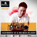 Axcell Radio Episode 036 - DJ YU-KI