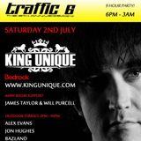 King Unique @ Traffic 02.07.11 (part 1)
