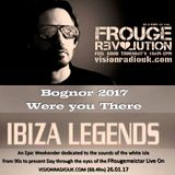 Ibiza Legends Butlins 2017 Visionradiouk 270117