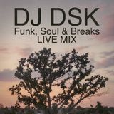 Funk, Soul & Breaks LIVE MIX 15/06/2015