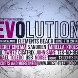 Tek-No-Bee live @ Quest 4 techno 07-06-2014
