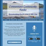 Connemara Community Radio - 'Sounds a Bit Irish' with Eamonn McLoughlin - 24april2016