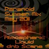 Dj Paranoid  Liquid dnb Scene Mix<>May 2011