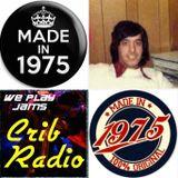 Jay Negron on CRIB RADIO - October 27, 2018 - '1975' - Part 1