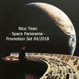 NicoTean - Space Panorama - Dj Set 04/2018