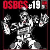 OSBGS#19-DaDA Mix Only Vinyl @ 4 ELEMENT le 20-02-2016