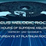 AmadeuS Melodic Rock Show #53 -  April 24th 2016