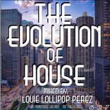 THE EVOLUTION OF HOUSE